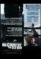 """No Country For Old Men Best Picture - 11"""" x 17"""""""