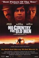 "No Country For Old Men Jones Bardem Brolin - 11"" x 17"""