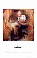 "Shawn Barber Chuck Eldridge - 11"" x 17"""