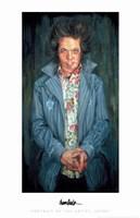 "Shawn Barber Grime Full Portrait - 11"" x 17"""