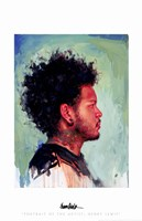 """Shawn Barber Henry Lewis - 11"""" x 17"""""""