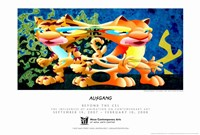 "Anthony Ausgang - Beyond the Cel - 17"" x 11"""