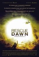 "Rescue Dawn - 11"" x 17"""