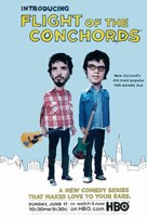 Flight of the Conchords TV Series Fine Art Print