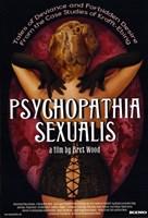 "Psychopathia Sexuals - 11"" x 17"""