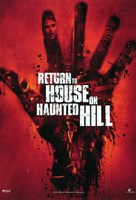 """Return to House on Haunted Hill - 11"""" x 17"""", FulcrumGallery.com brand"""