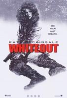 """Whiteout - 11"""" x 17"""" - $15.49"""