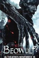 "Beowulf Scary Demon - 11"" x 17"", FulcrumGallery.com brand"