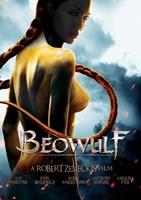 "Beowulf Angelina Jolie - 11"" x 17"""