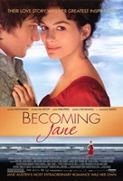 Becoming Jane Beach Fine Art Print