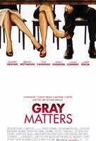 """Gray Matters - 11"""" x 17"""""""