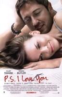 """P.S. I Love You - 11"""" x 17"""", FulcrumGallery.com brand"""