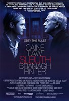 """Sleuth Michael Caine - 11"""" x 17"""""""