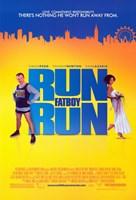 """Run Fat Boy Run - 11"""" x 17"""""""
