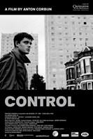 """Control B&W Cityscape - 11"""" x 17"""""""