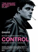 """Control British Movie 2007 - 11"""" x 17"""""""