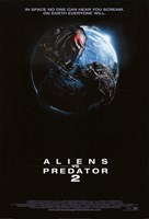 Aliens Vs. Predator 2: Requiem Fine Art Print