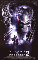 Aliens Vs. Predator: Requiem Movie Framed Print