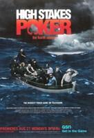 "High Stakes Poker - 11"" x 17"", FulcrumGallery.com brand"