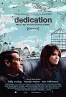 "Dedication - 11"" x 17"""