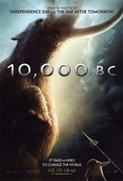 "10,000 B.C. - 11"" x 17"" - $15.49"
