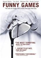 "Funny Games - Golf - 11"" x 17"""