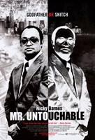 "Mr. Untouchable - 11"" x 17"""