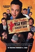 """Vince Vaughn's Wild West Comedy Show - 11"""" x 17"""" - $15.49"""