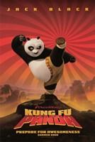 Kung Fu Panda Fine Art Print