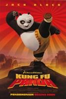 Kung Fu Panda Begins Soon Fine Art Print