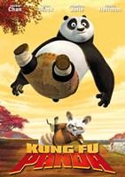 Kung Fu Panda Uh Oh! Framed Print