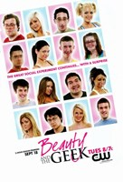 """Beauty and the Geek (TV) - 11"""" x 17"""", FulcrumGallery.com brand"""