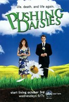 """Pushing Daisies Life. Death. and Life Again - 11"""" x 17"""""""