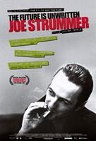 "Joe Strummer: The Future is Unwritten - 11"" x 17"""