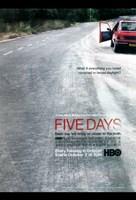 "Five Days - 11"" x 17"", FulcrumGallery.com brand"