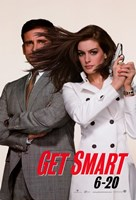"Get Smart Anne Hathaway - 11"" x 17"", FulcrumGallery.com brand"