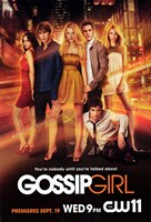 "Gossip Girl Entire Cast Poster - 11"" x 17"""