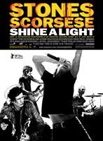 "Shine A Light - singing - 11"" x 17"""