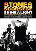 "Shine A Light - Stones Scorsese - 11"" x 17"""