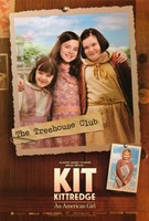 "Kit Kittredge: An American Girl The Treehouse Club - 11"" x 17"""