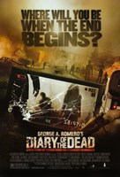 """Diary of the Dead - 11"""" x 17"""""""