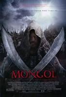 "Mongol - 11"" x 17"""
