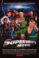 "Superhero Movie - 11"" x 17"" - $15.49"