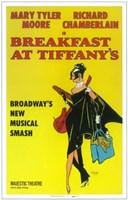 Breakfast at Tiffanys (Broadway) Fine Art Print