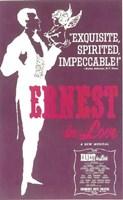 "Ernest in Love (Broadway) - 11"" x 17"""