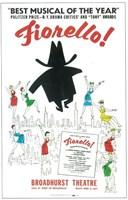 """Fiorello (Broadway) - 11"""" x 17"""""""