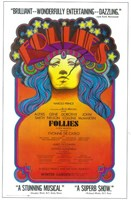 Follies (Broadway) Fine Art Print