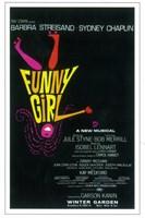 "Funny Girl (Broadway) - 11"" x 17"""