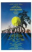 Into the Woods (Broadway) Fine Art Print