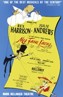My Fair Lady (Broadway) Framed Print